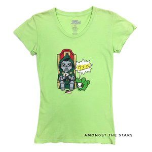 tokidoki x Marvel Dr. Doom Green Crewneck T-Shirt